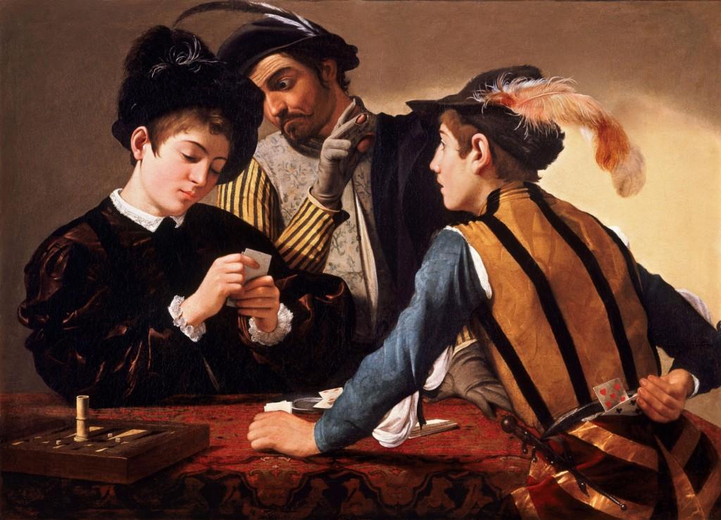 Conocedor del arte - Caravaggio