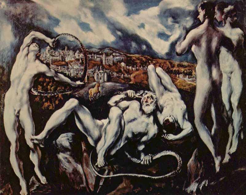 Conocedor del arte - El Greco