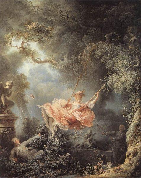 Conocedor del arte - Fragonard