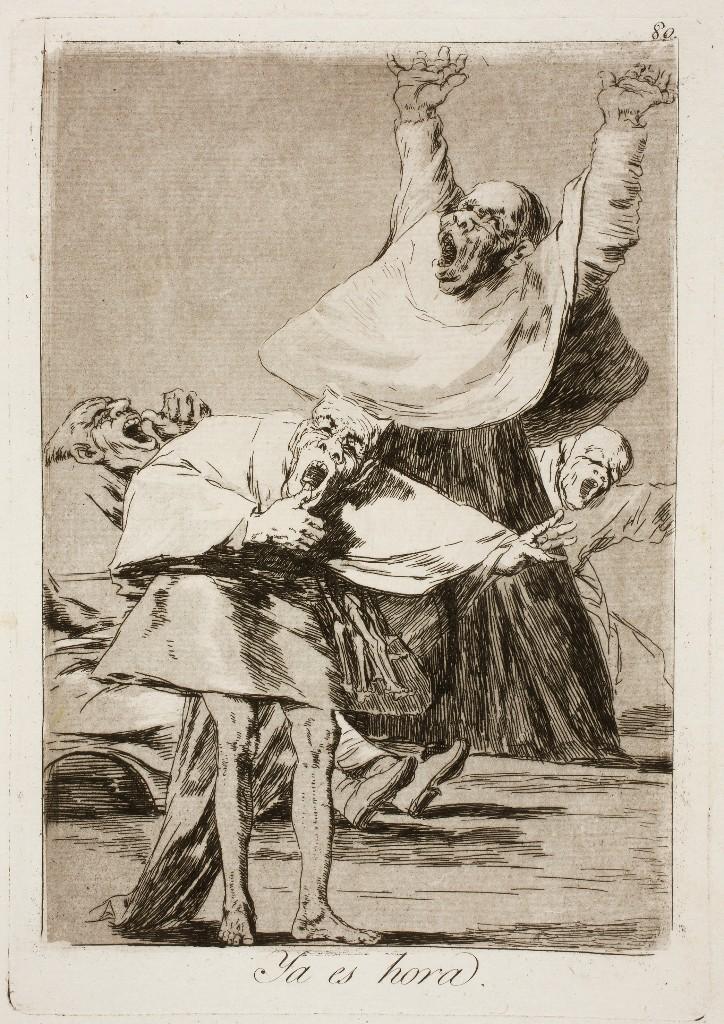 Conocedor del arte - Goya