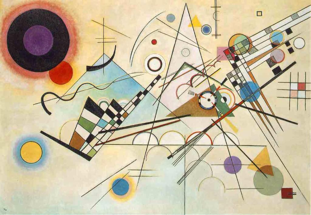 Conocedor del arte - Kandinsky