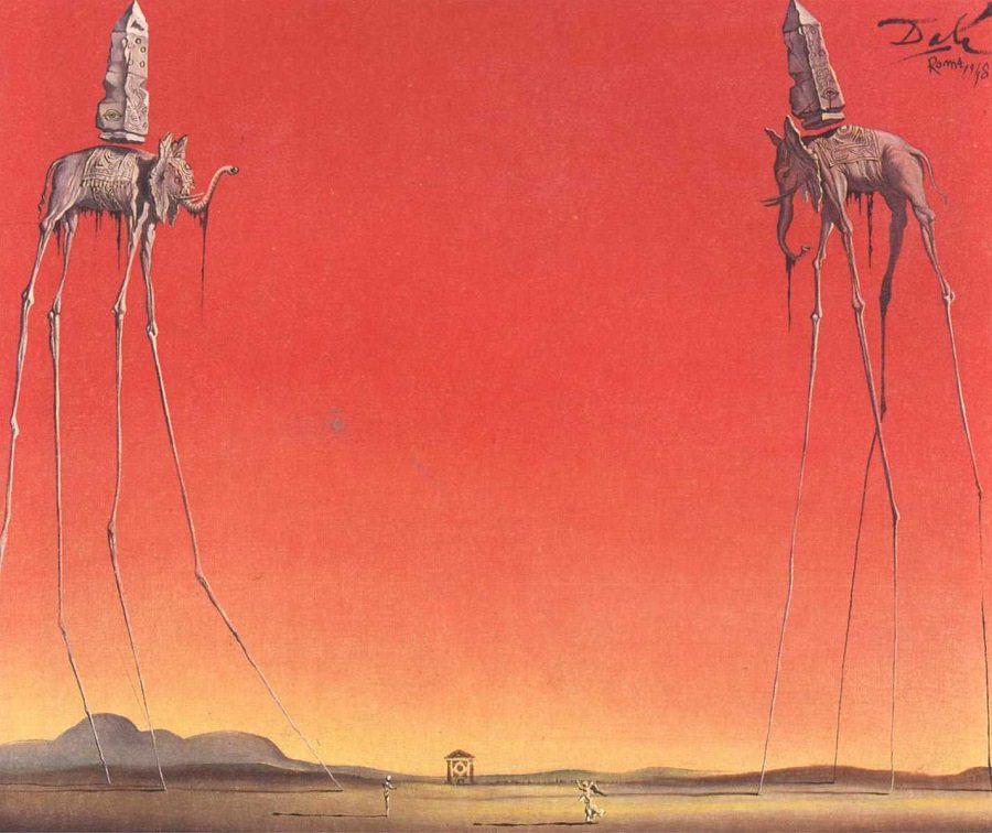 Conocedor del arte - Dalí