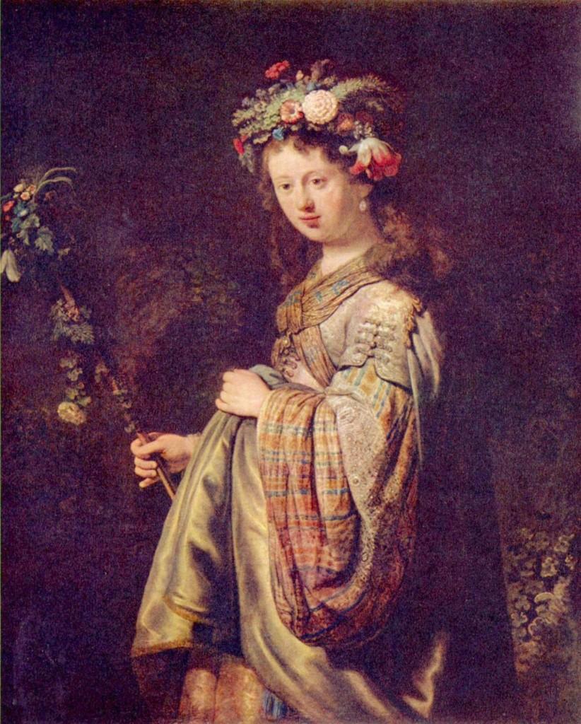 Conocedor del arte - Rembrandt