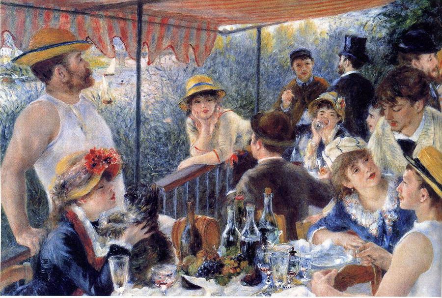Conocedor del arte - Renoir