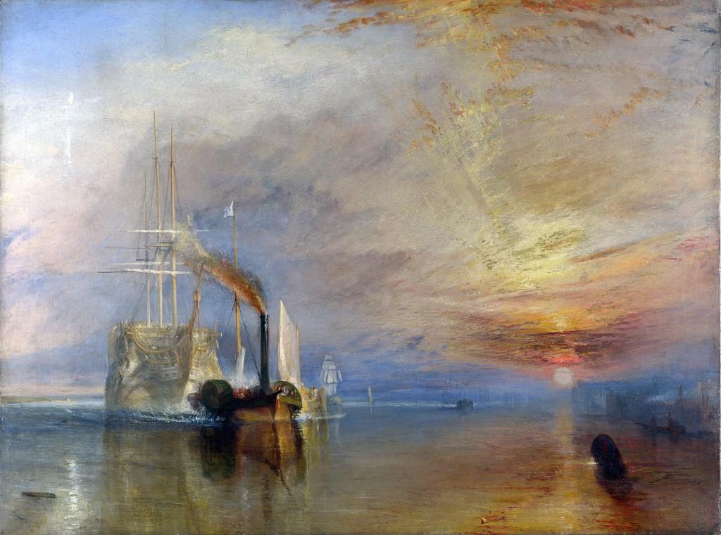 Conocedor del arte - Turner