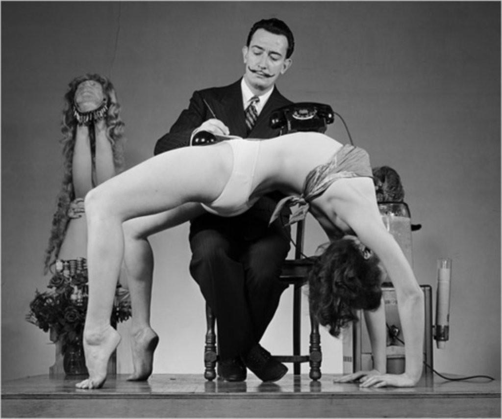 Cuadros de Dalí