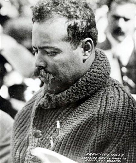 datos de Pancho Villa Tumba Madero