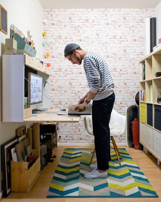 decorar tu departamento estudio chico