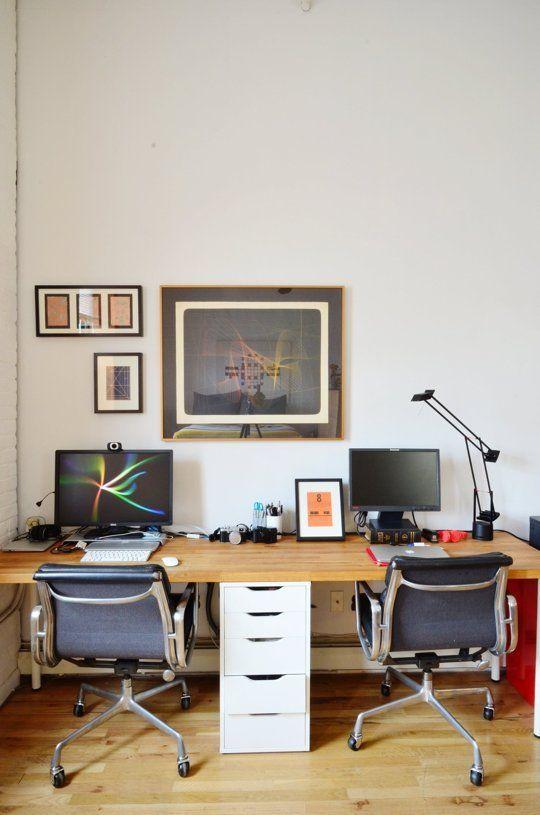 decorar tu departamento estudio para dos