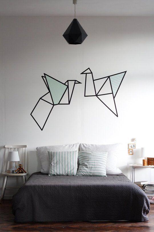 decorar tu departamento muro ave