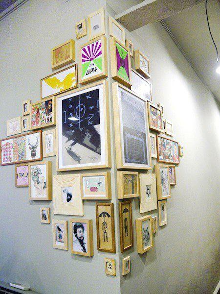 decorar tu departamento muro