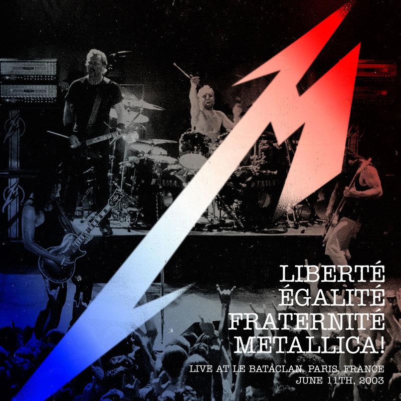 discos en edición especial metallica