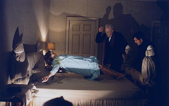 El exorcista película / exorcismo