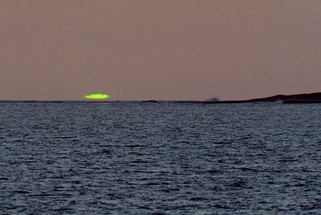 el rayo verde 4