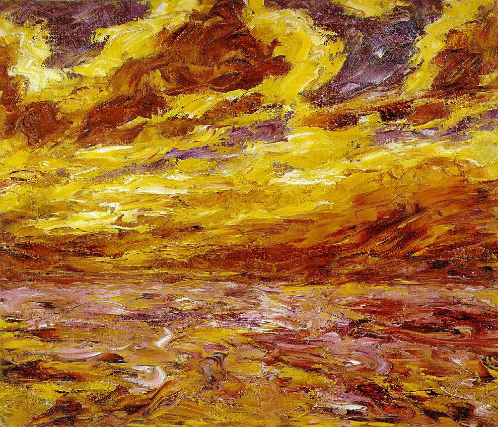 emil nolde paisaje