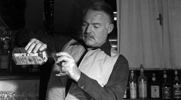 Escritores con trastornos - Hemingway