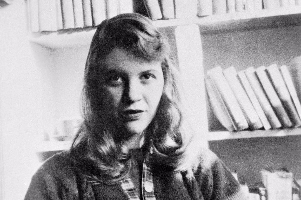 Escritores con trastornos - Plath