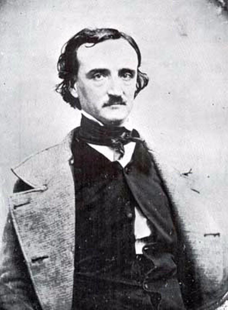 Escritores con trastornos - Poe