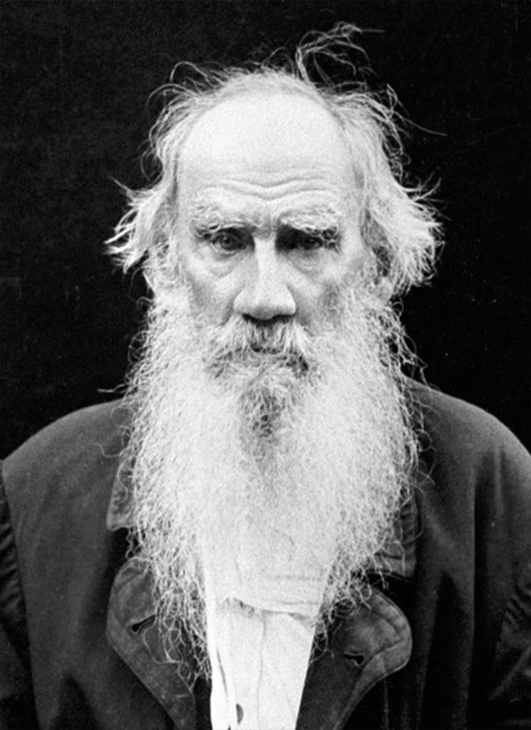 Escritores con trastornos - Tolstoi
