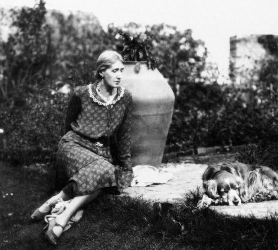 Escritores con trastornos - Woolf