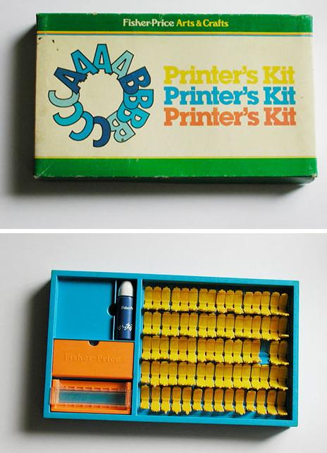 Printers kit  / los diseñadores