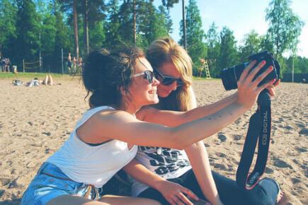viajar joven / amigos