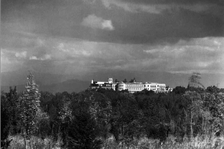 fotografias de Mexico Chapultepec