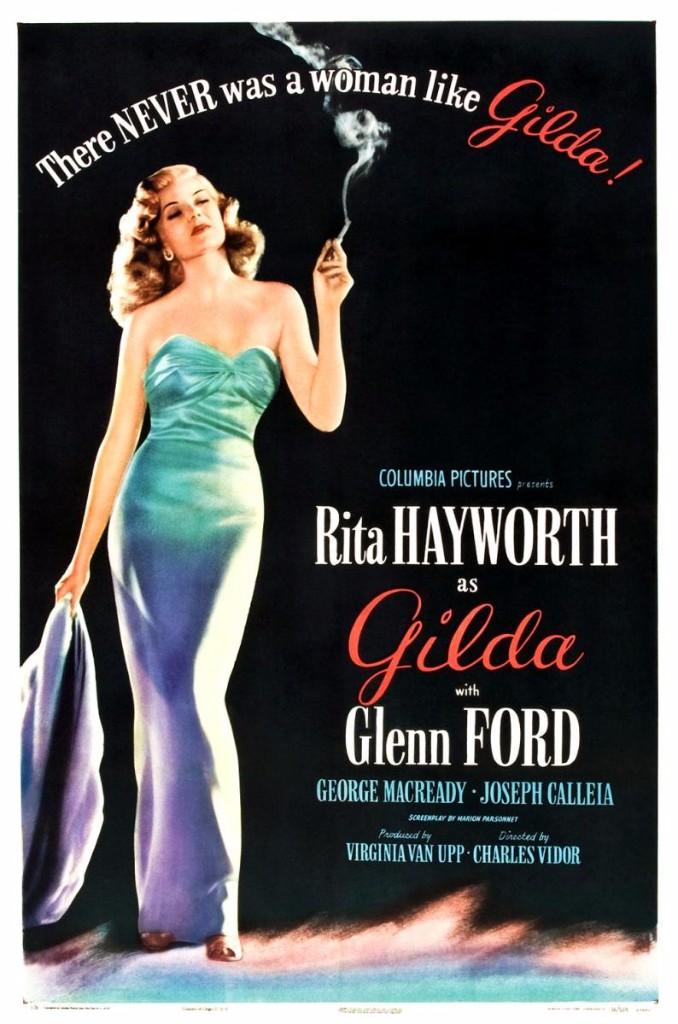 gilda / femme fatale