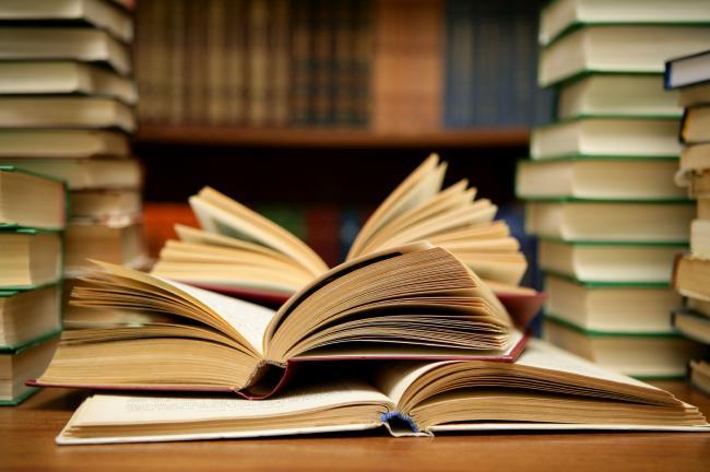 hábitos lectura libro abierto