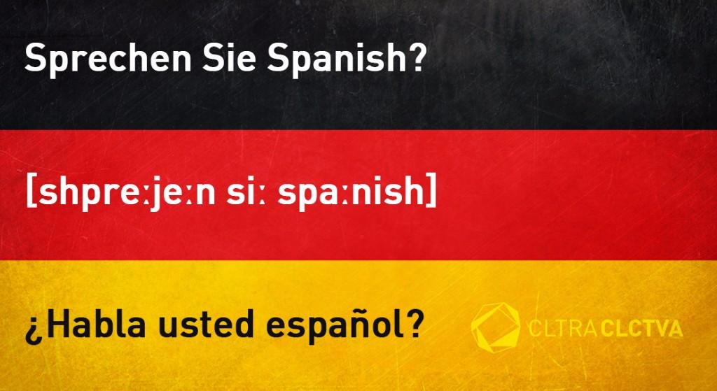 aprender aleman hablaustedespanol