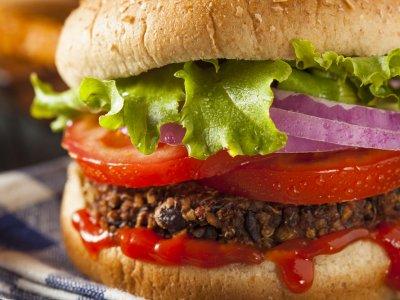 hamburguesa de lentejas   hamburguesas veganas