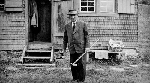 Martin Heidegger y su cabaña