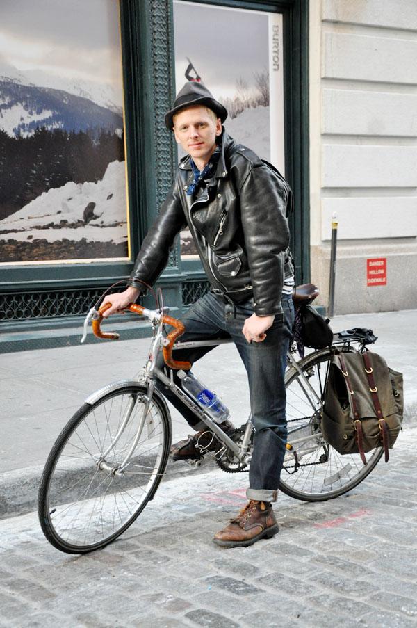 hombres con estilo Aleman