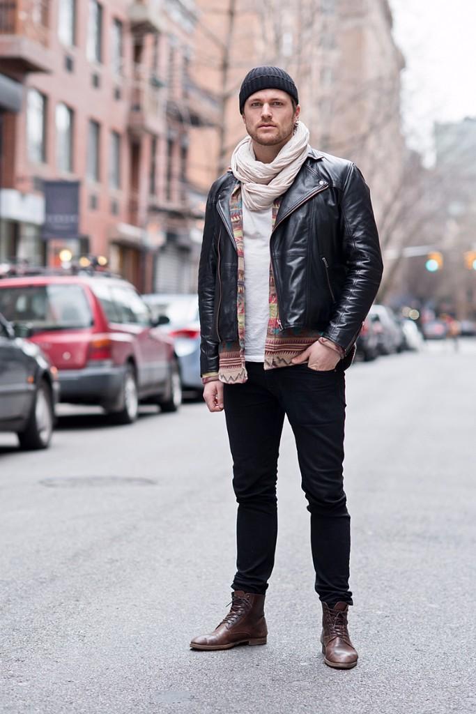 hombres con estilo Estocolmo