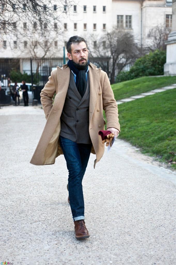hombres con estilo Paris