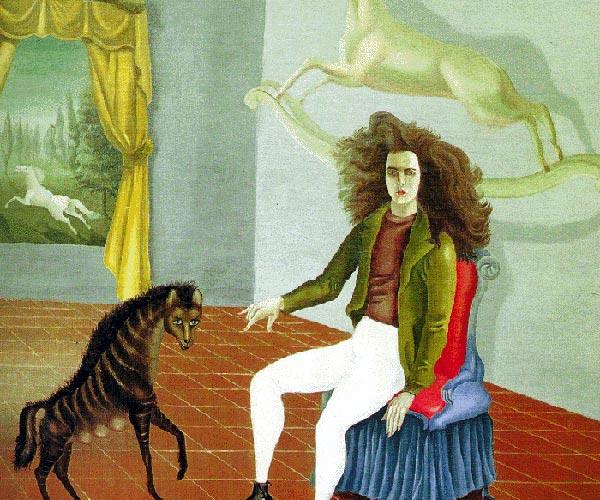 Inspiración - Leonora Carrington