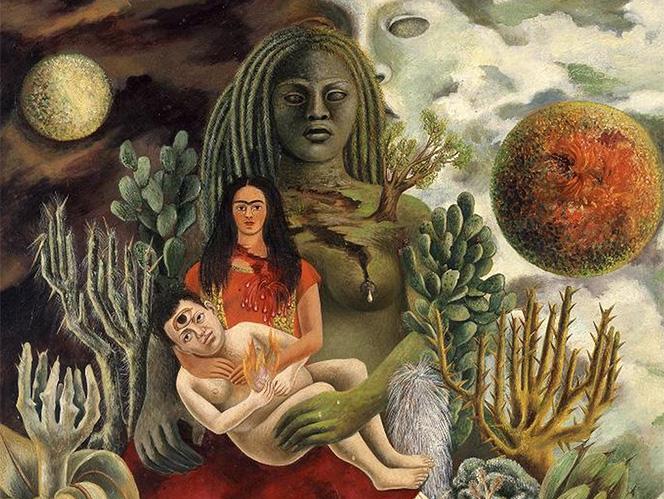 Inspiración - Frida y Diego