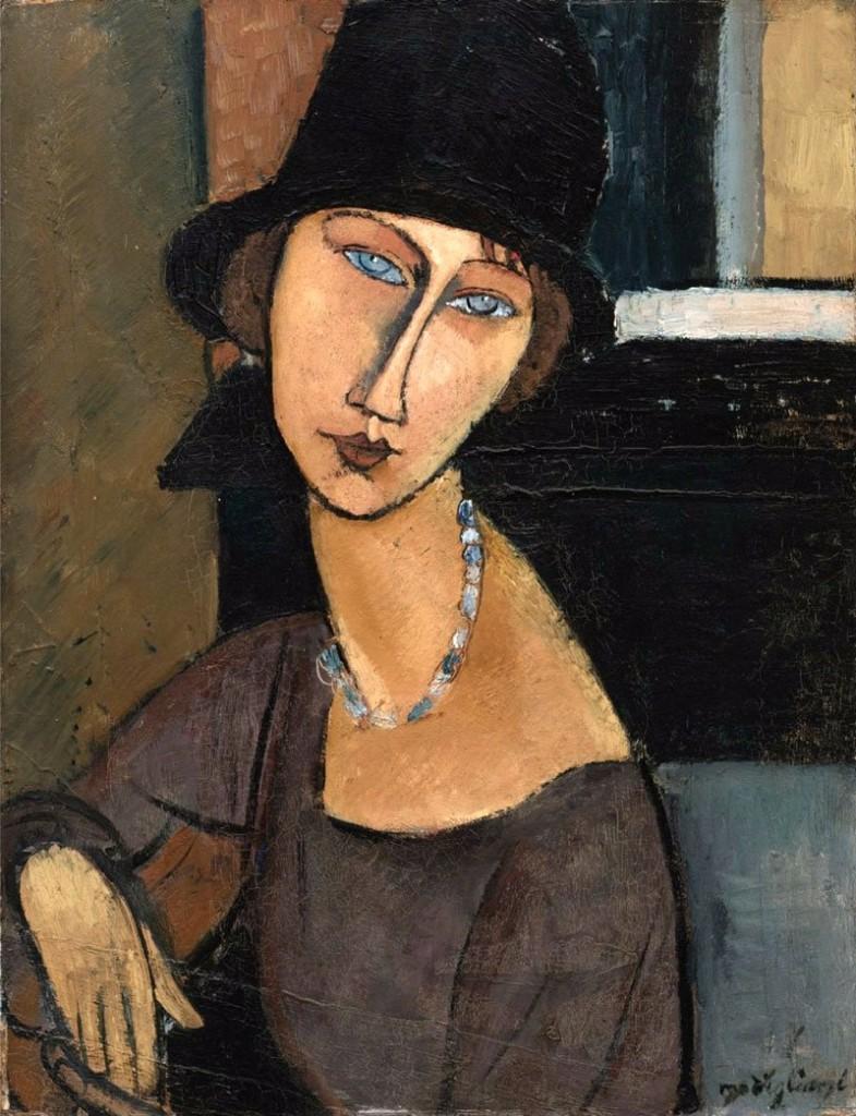 Inspiración - Modigliani