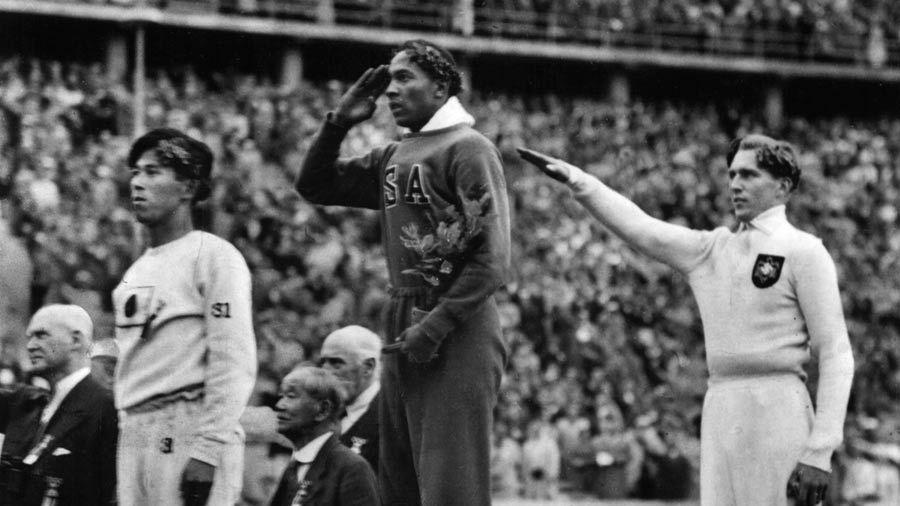 Jesse Owens y los nazis