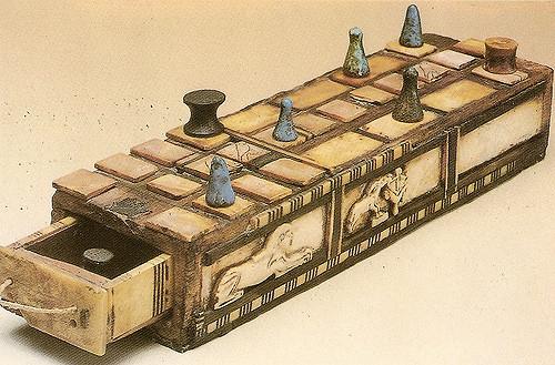 Juegos de mesa - Senet