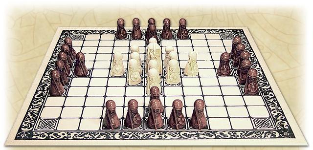 Juegos de mesa - Tafl