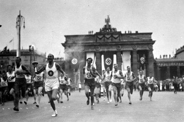 juegos olimpicos nazis