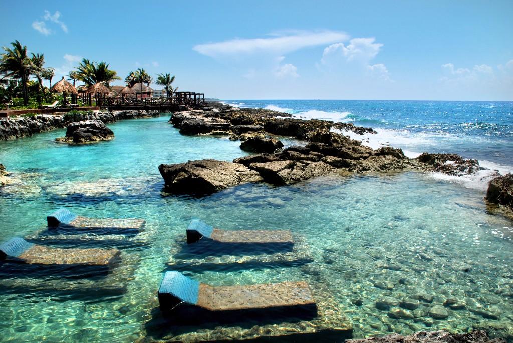 la rutina Cancun