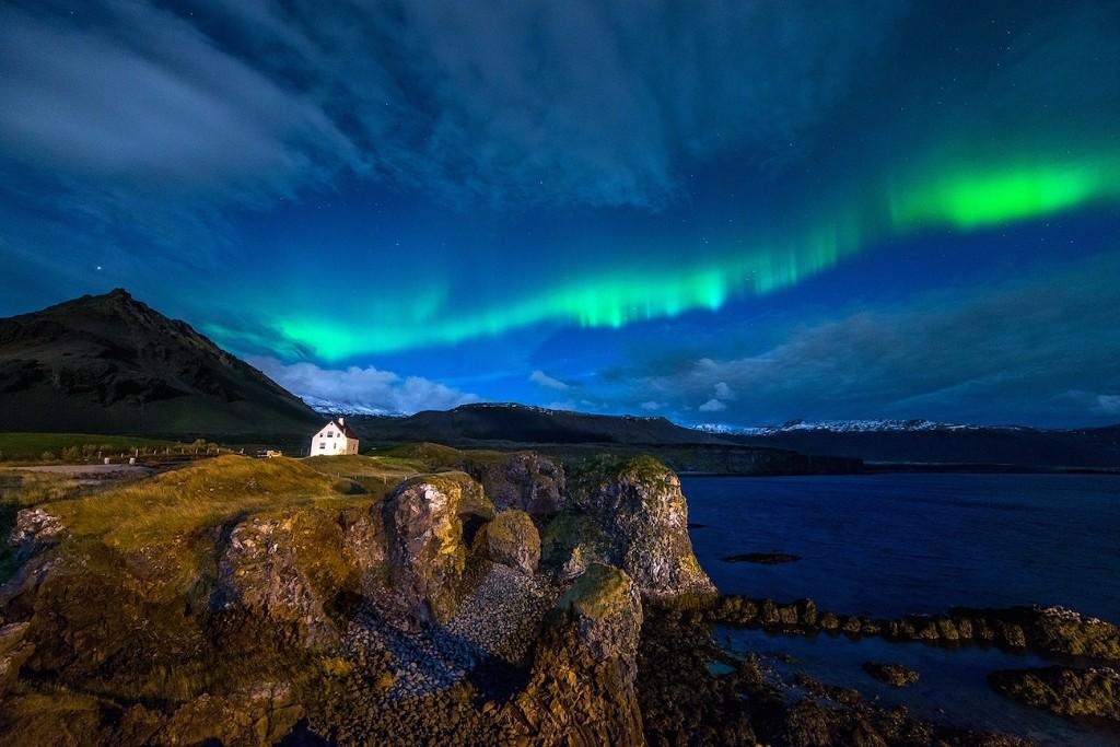 la rutina Islandia Boreal