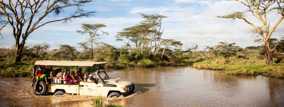 la rutina Kenia