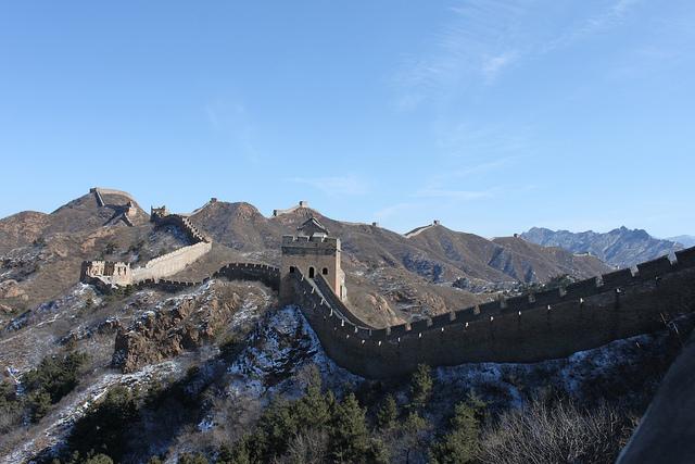 la rutina Muralla panoramica