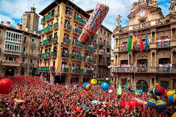 la rutina Pamplona