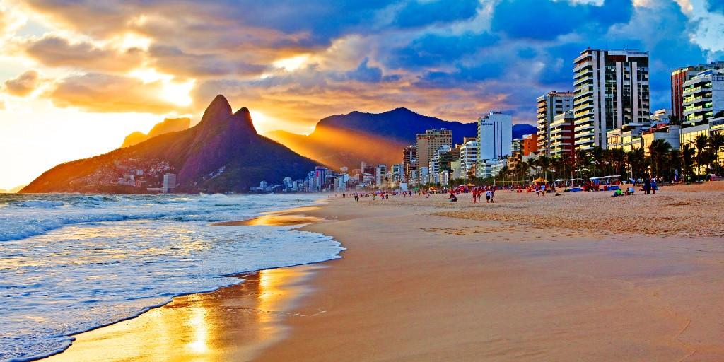 la rutina Rio Playa