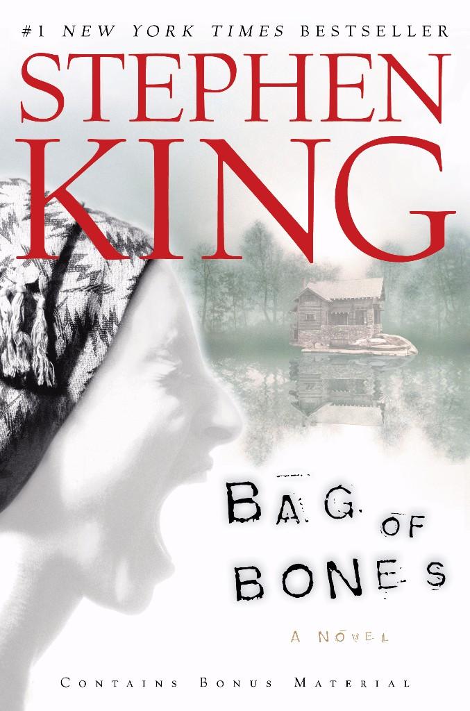 libros Stephen king bones