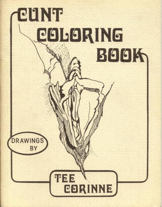 El libro para colorear a una mujer no apto para niños - Diseño